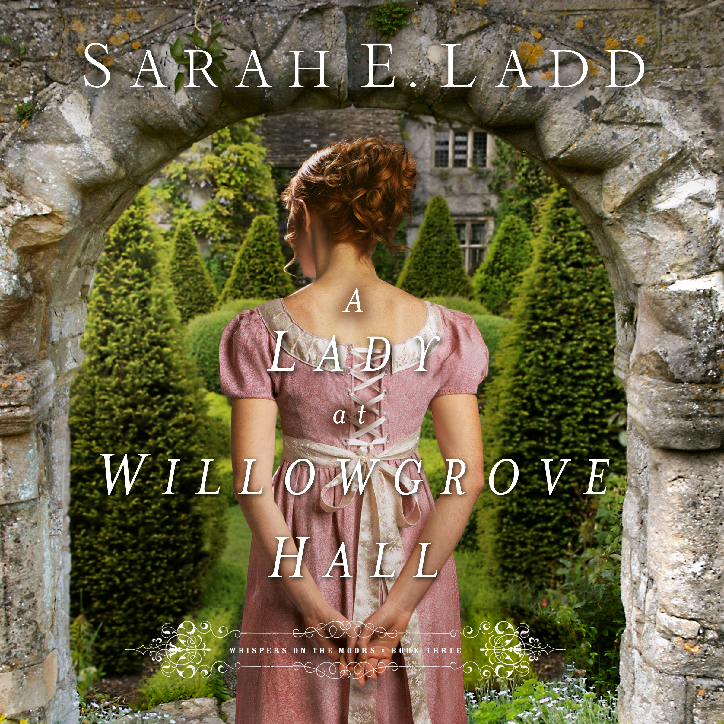 Printable A Lady at Willowgrove Hall Audiobook Cover Art