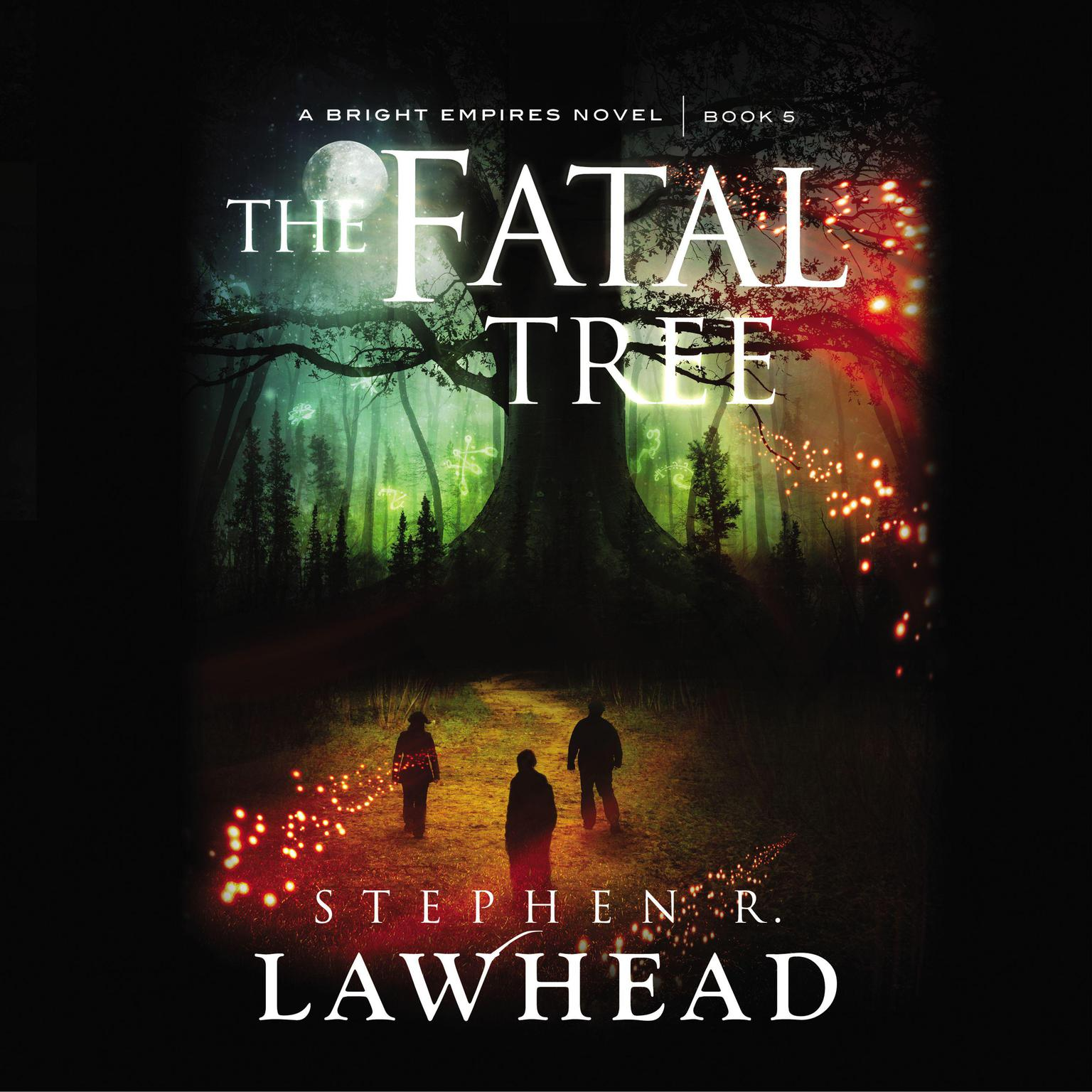 Printable The Fatal Tree Audiobook Cover Art