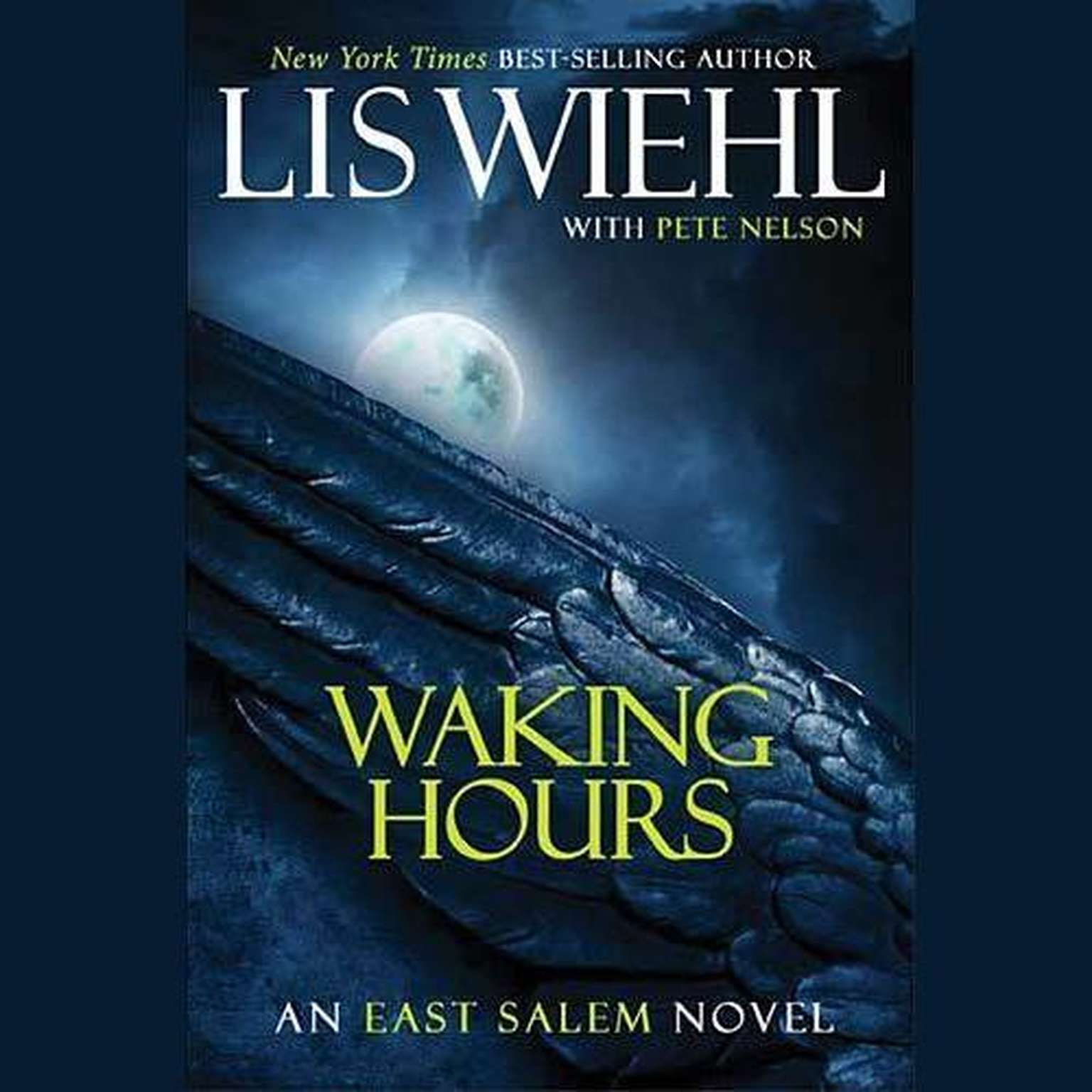 Printable Waking Hours: An East Salem Novel Audiobook Cover Art