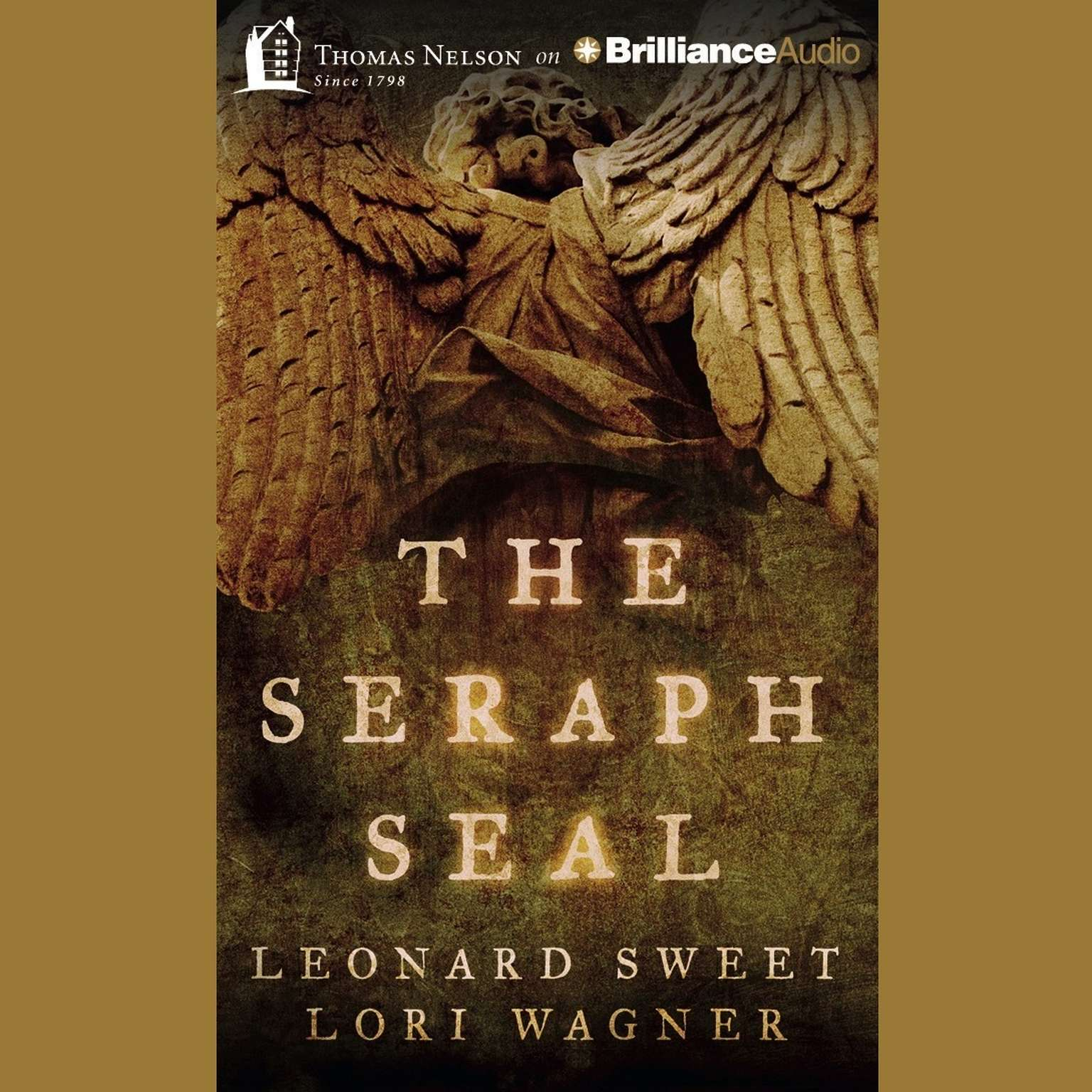 Printable The Seraph Seal Audiobook Cover Art