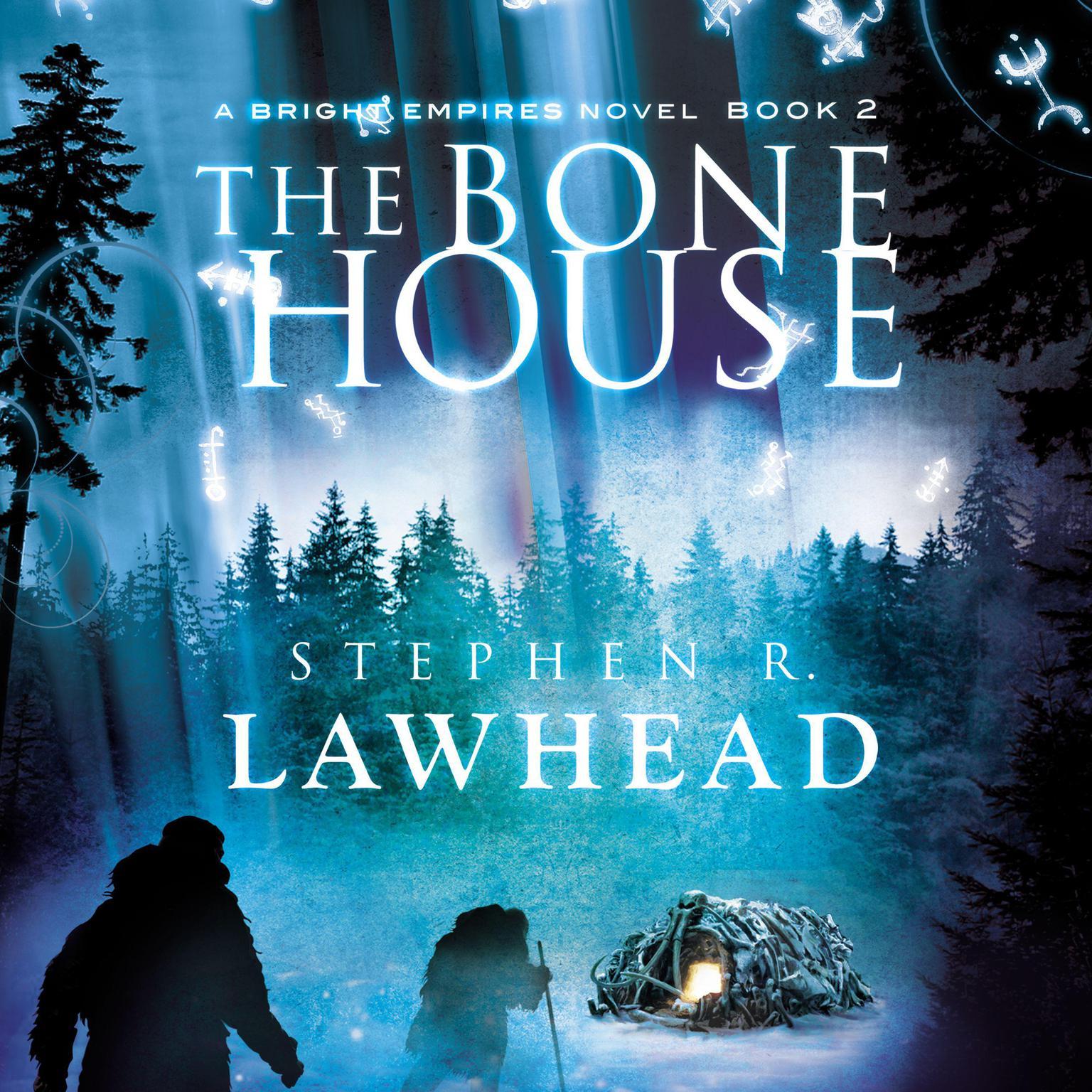 Printable The Bone House Audiobook Cover Art