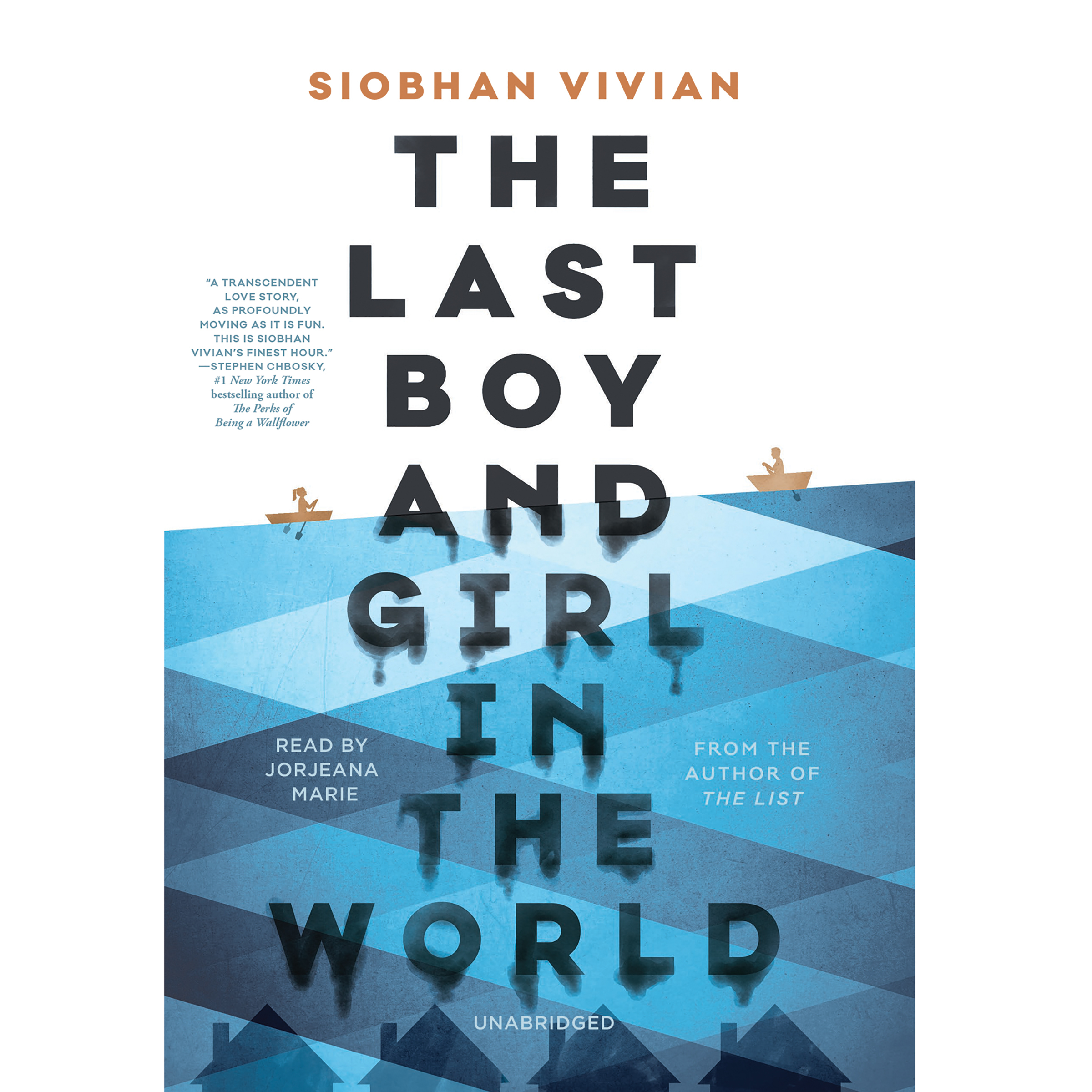 Printable The Last Boy and Girl in the World Audiobook Cover Art