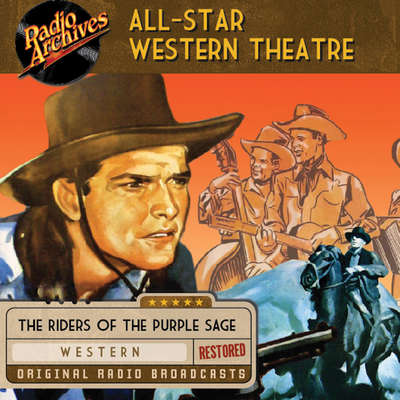All-Star Western Theatre Audiobook, by Cottonseed Clark