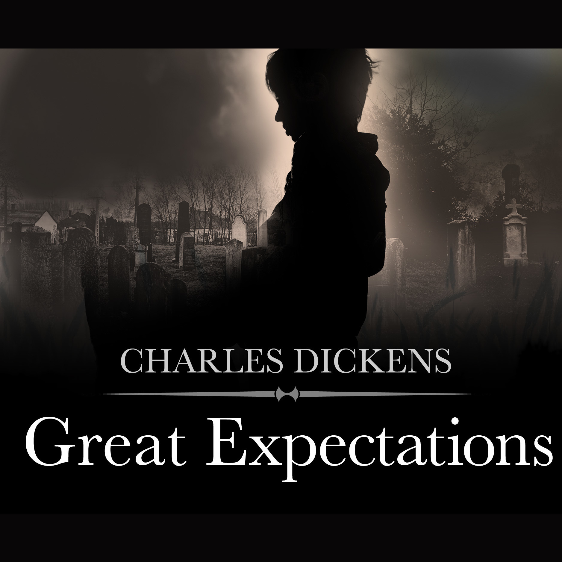 Printable Great Expectations Audiobook Cover Art