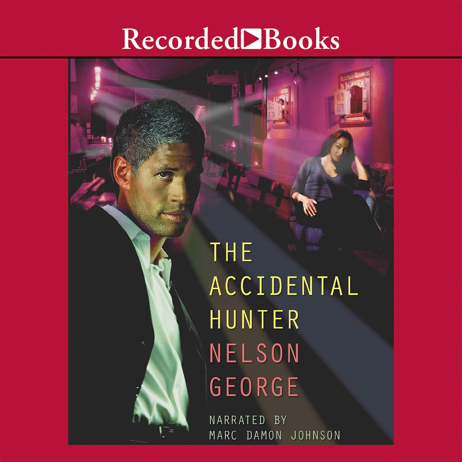 Printable The Accidental Hunter Audiobook Cover Art