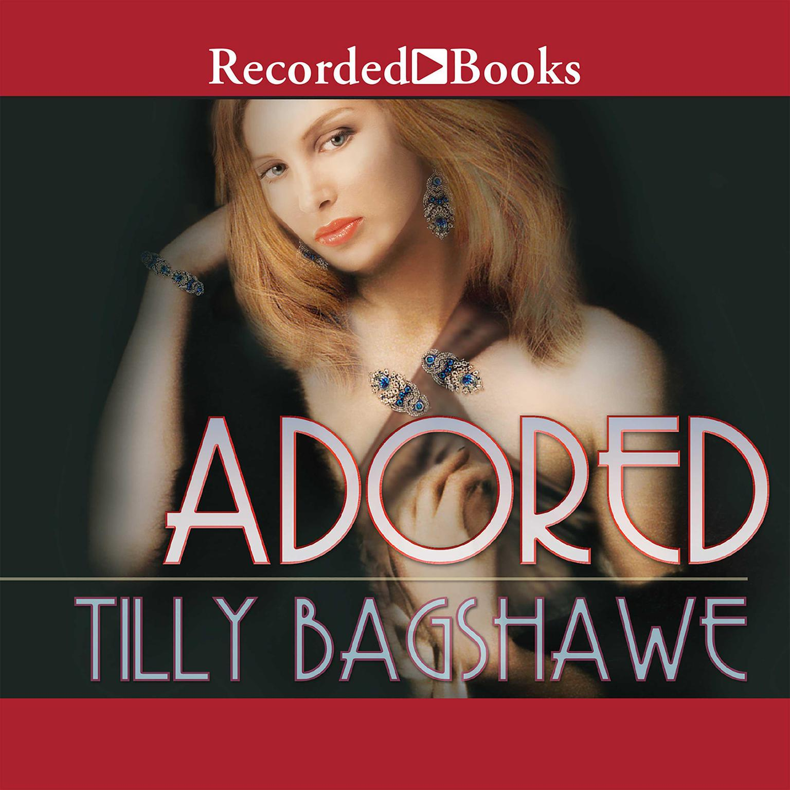 Printable Adored Audiobook Cover Art