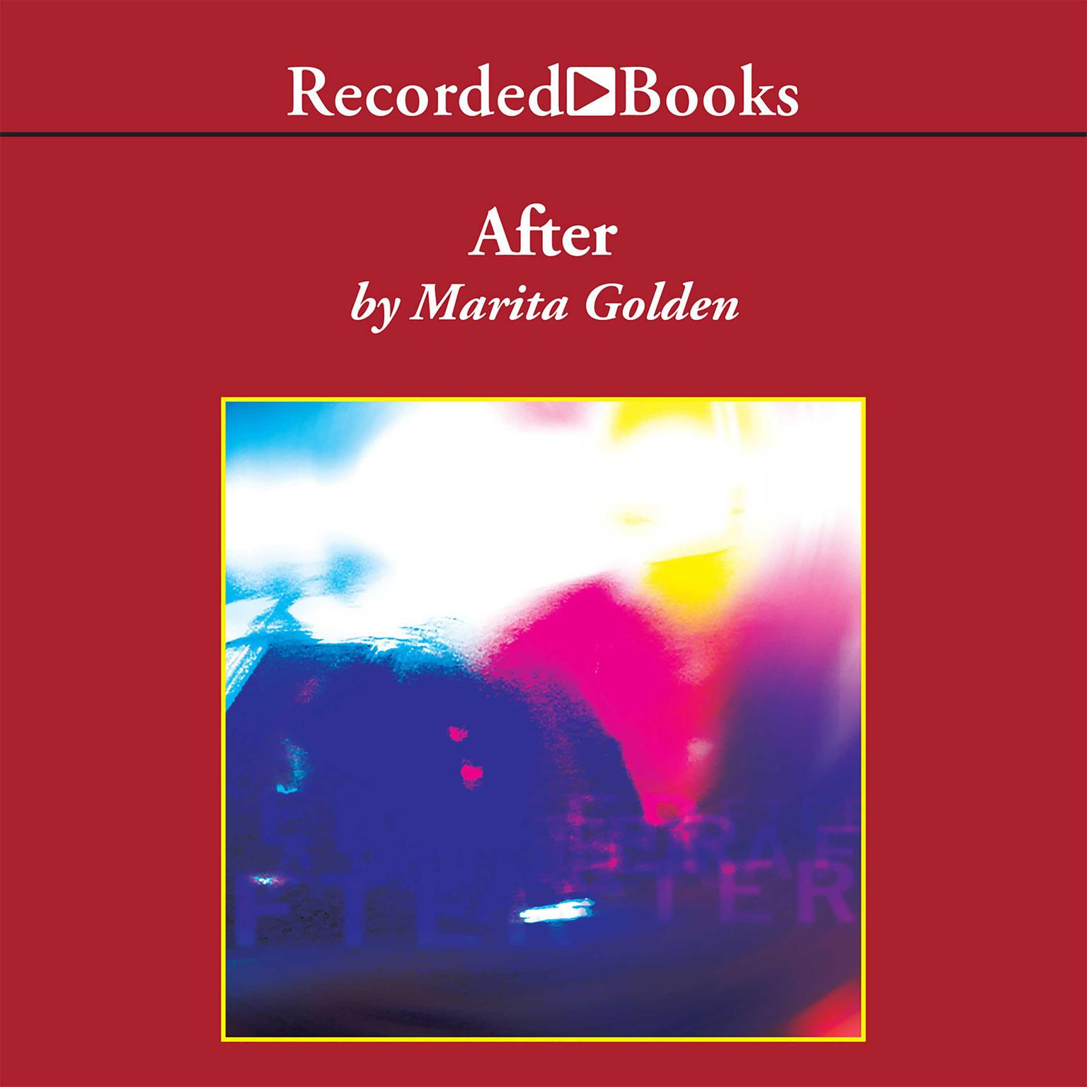 Printable After: A Novel Audiobook Cover Art