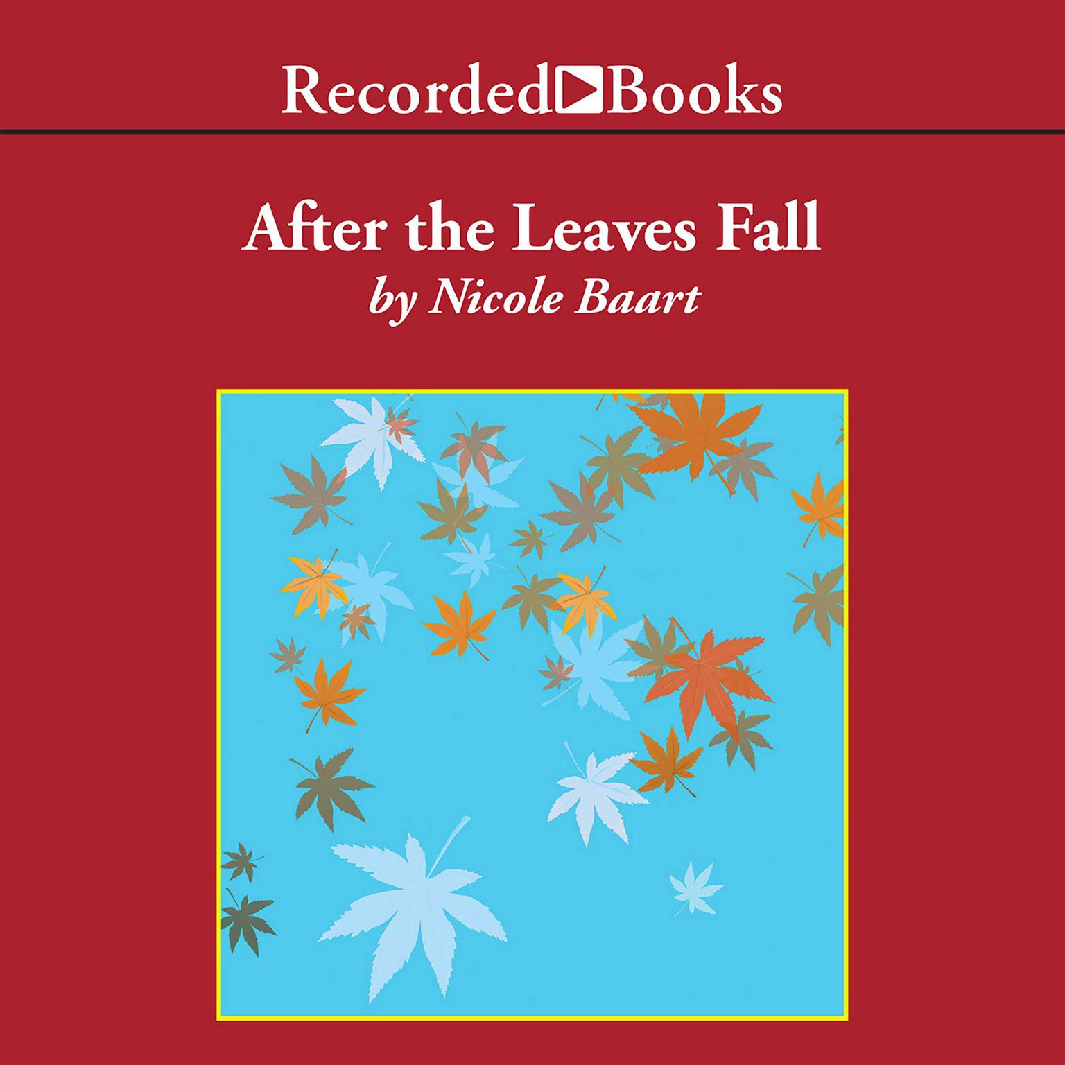 Printable After the Leaves Fall Audiobook Cover Art