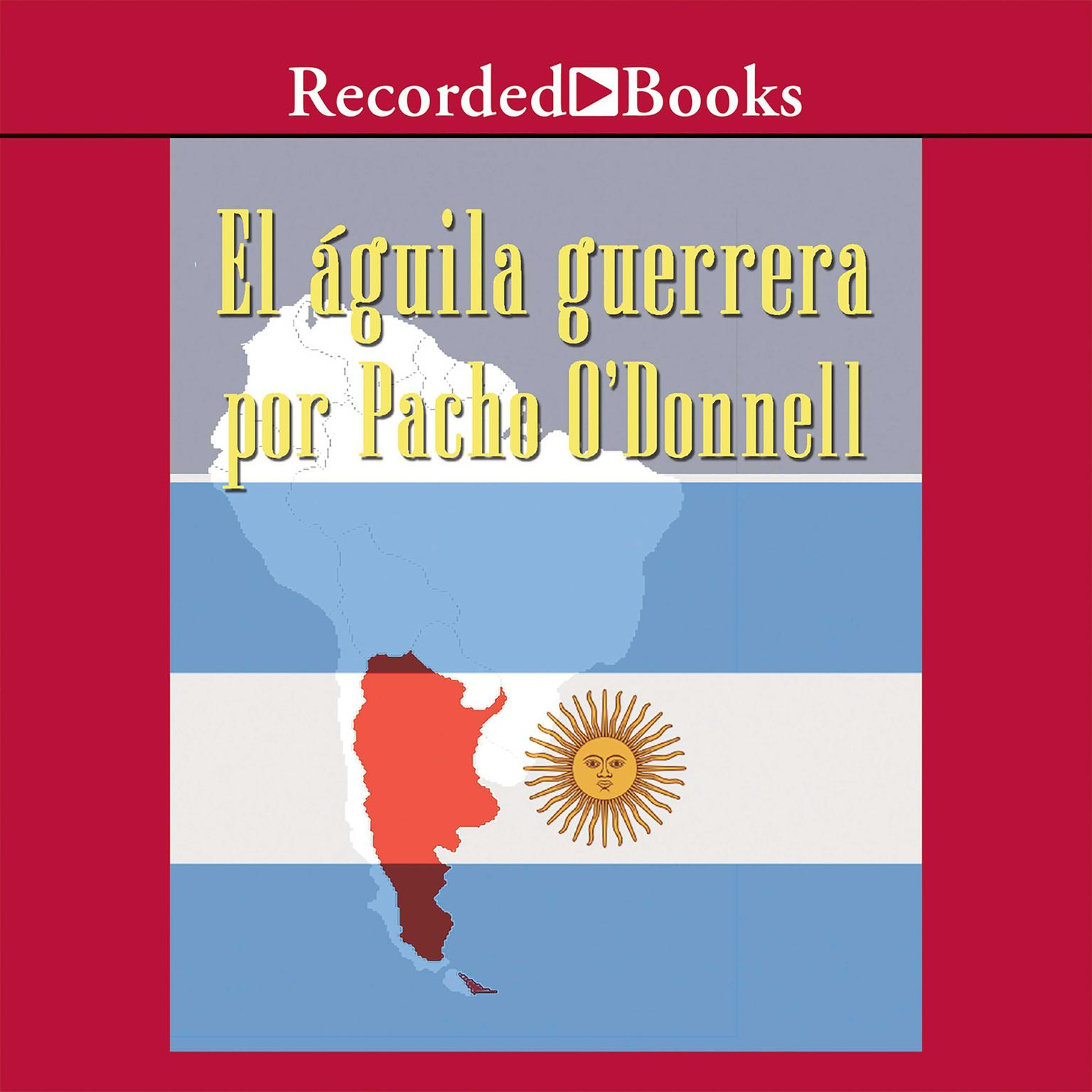 Printable El Águila Guerrera Audiobook Cover Art