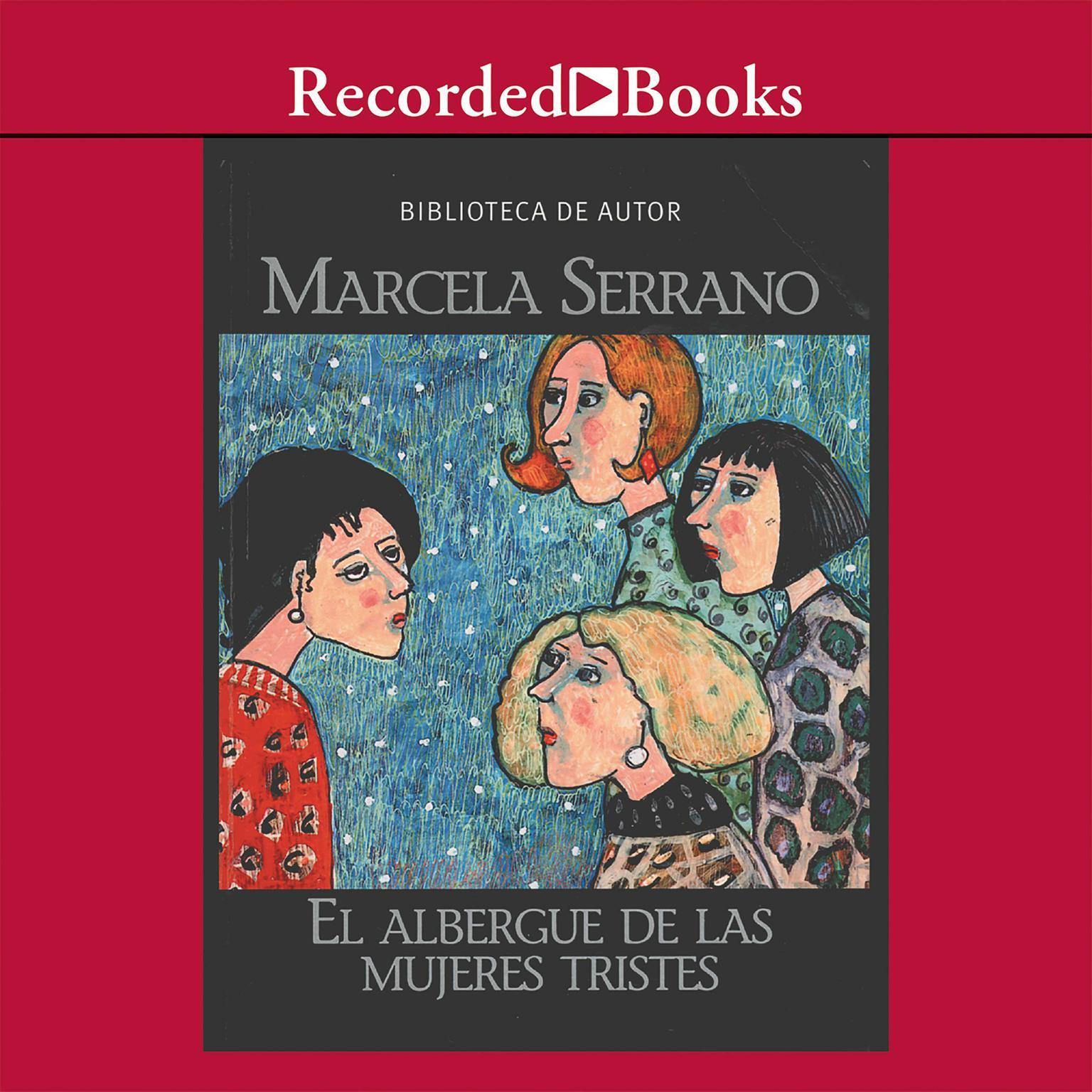 Printable El albergue de las mujeres tristes Audiobook Cover Art