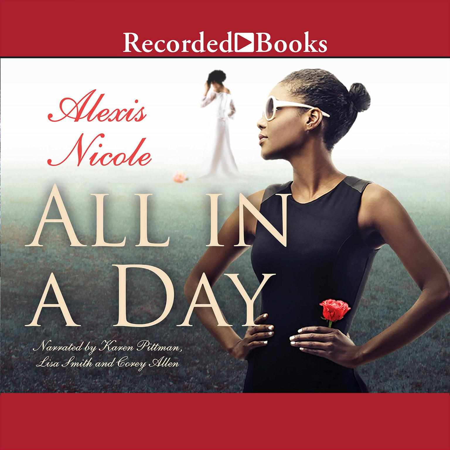 Printable All in a Day Audiobook Cover Art