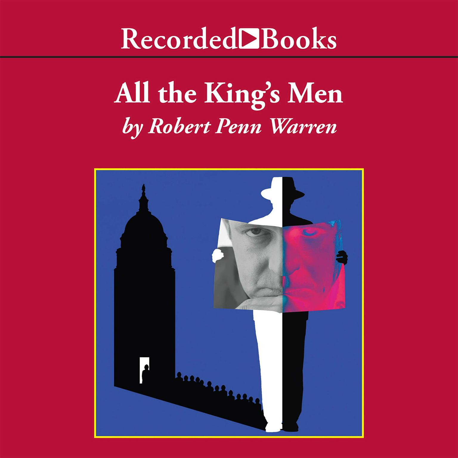 Printable All the King's Men Audiobook Cover Art