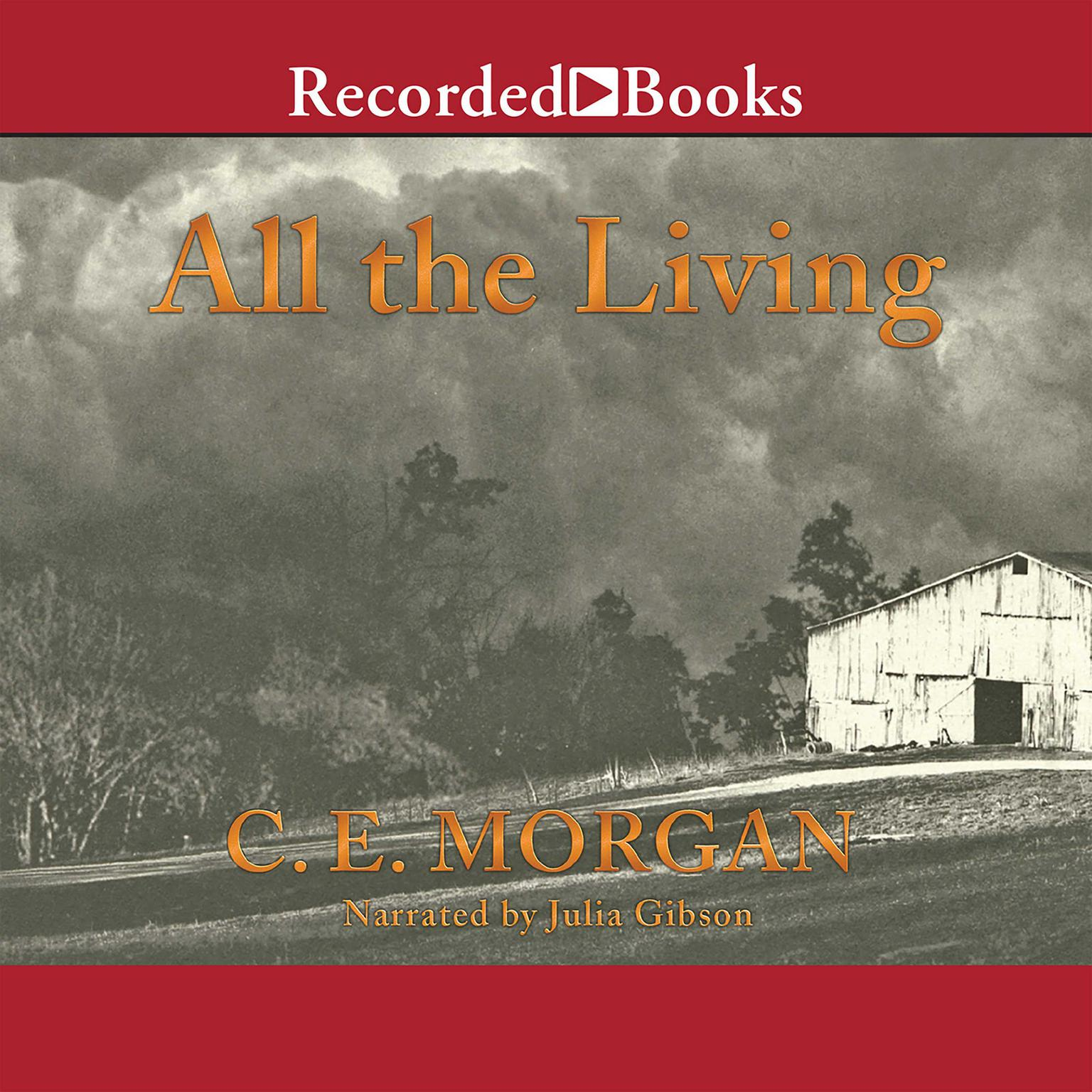 Printable All the Living: A Novel Audiobook Cover Art