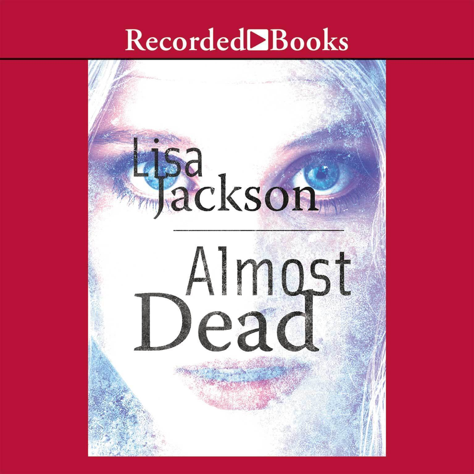 Printable Almost Dead Audiobook Cover Art