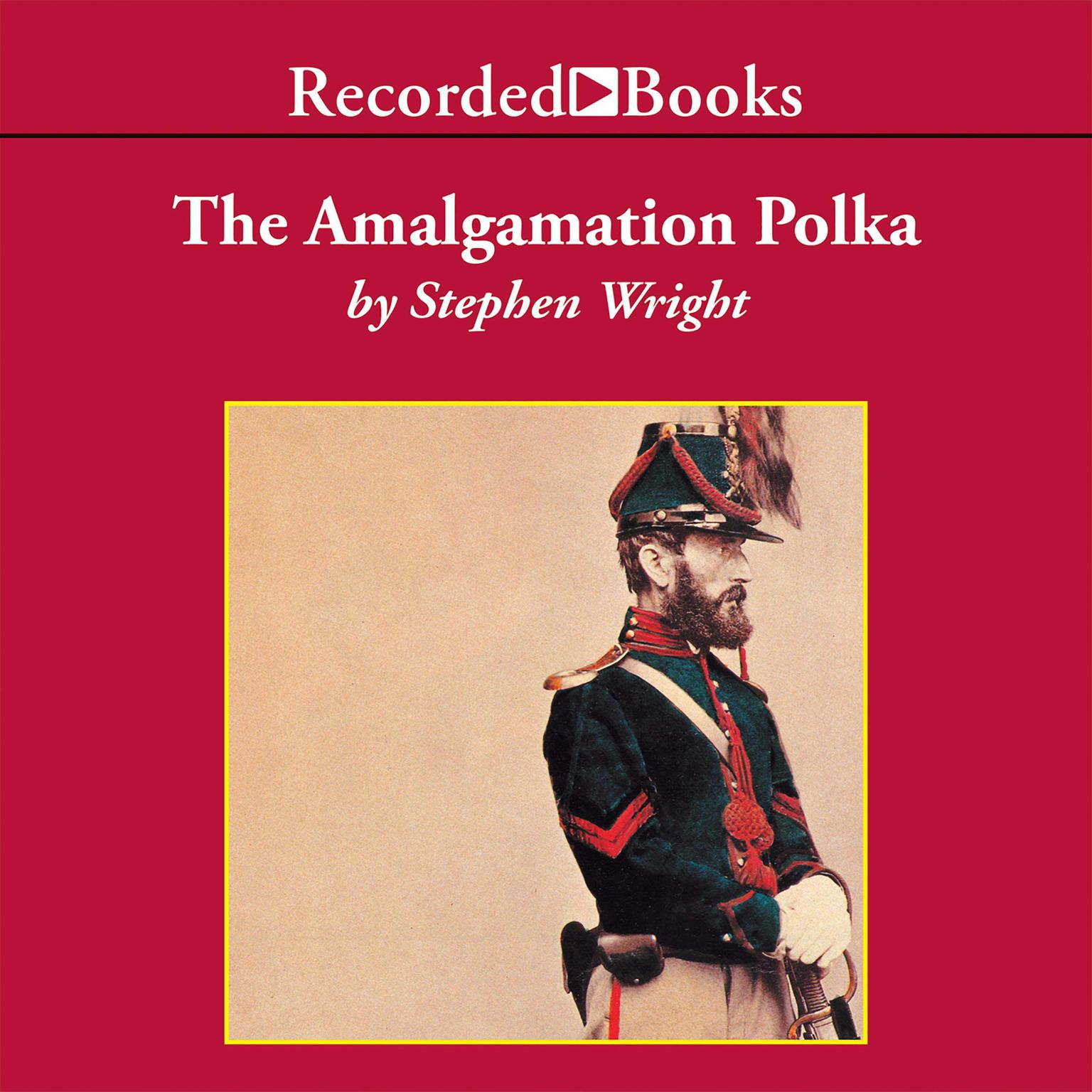 Printable The Amalgamation Polka Audiobook Cover Art