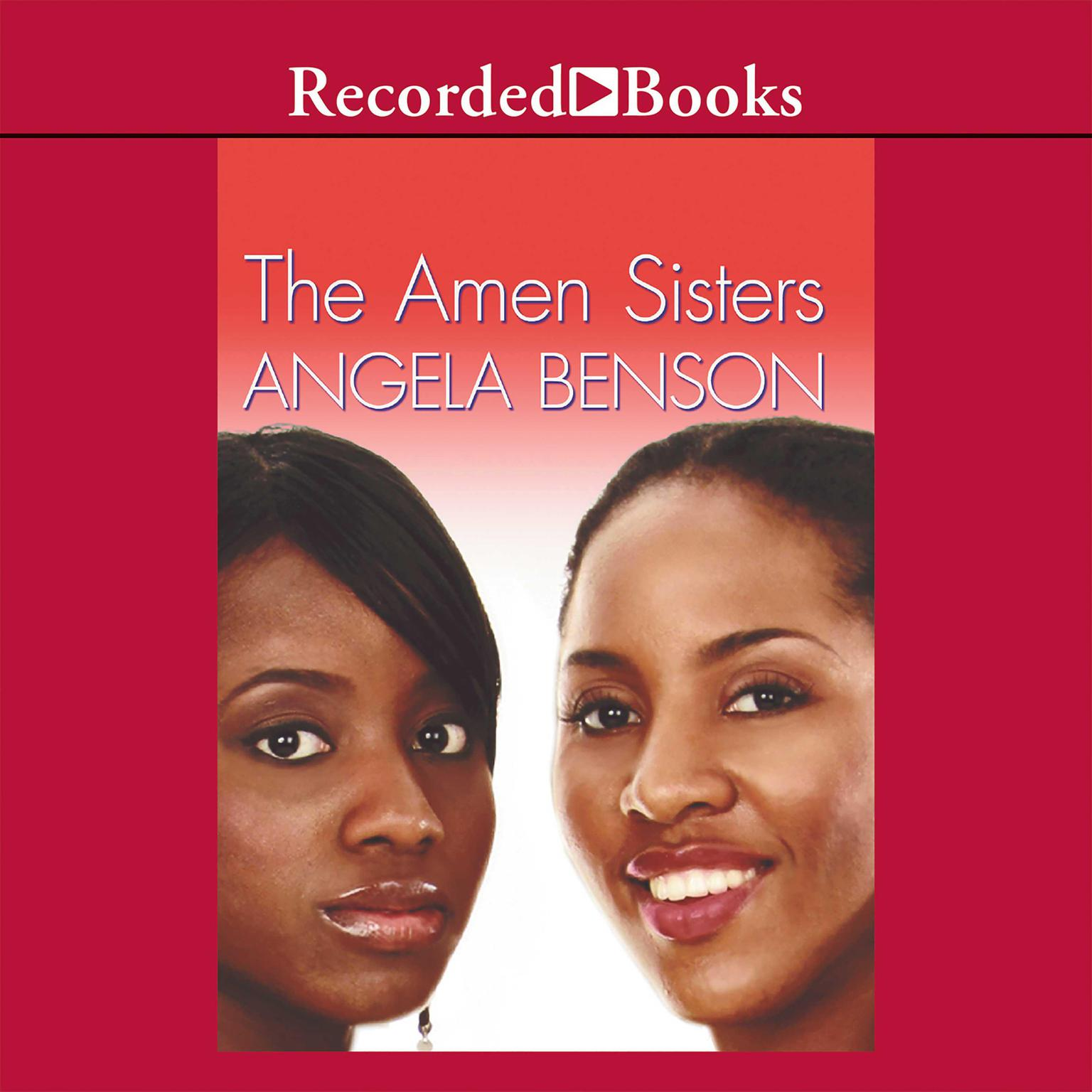 Printable The Amen Sisters Audiobook Cover Art