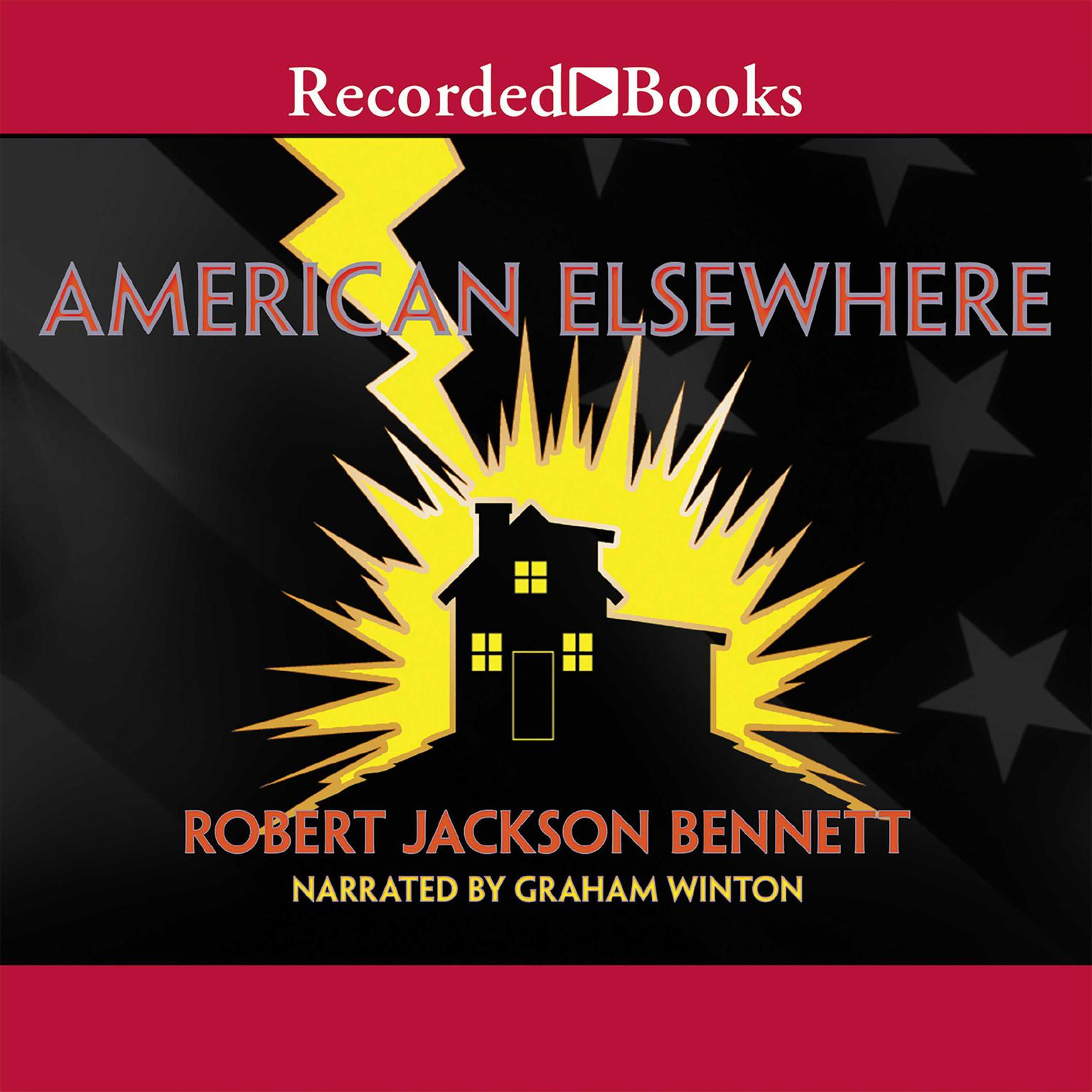 Printable American Elsewhere Audiobook Cover Art
