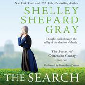 The Search: The Secrets of Crittenden County, Book Two Audiobook, by Shelley Shepard Gray