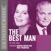 The Best Man Audiobook, by Gore Vidal
