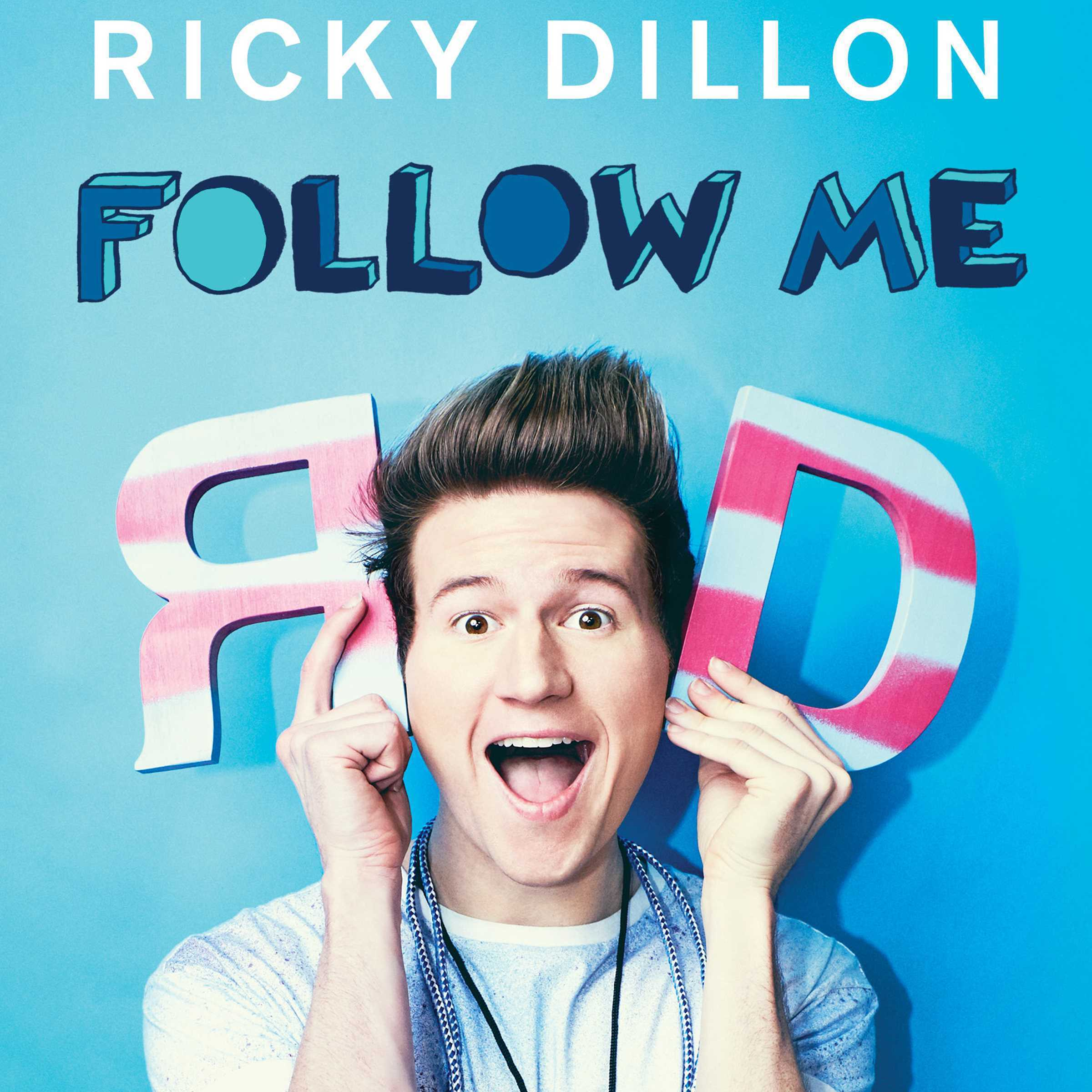 Printable Follow Me: A Memoir in Challenges Audiobook Cover Art