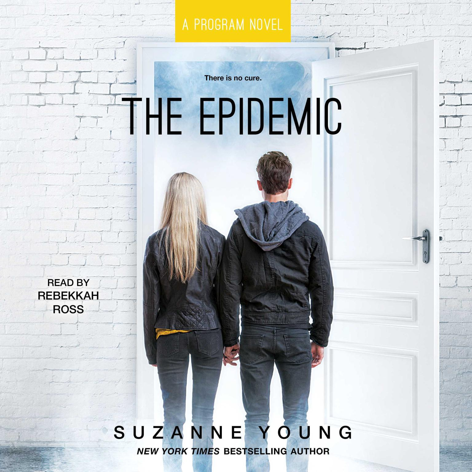 Printable The Epidemic Audiobook Cover Art