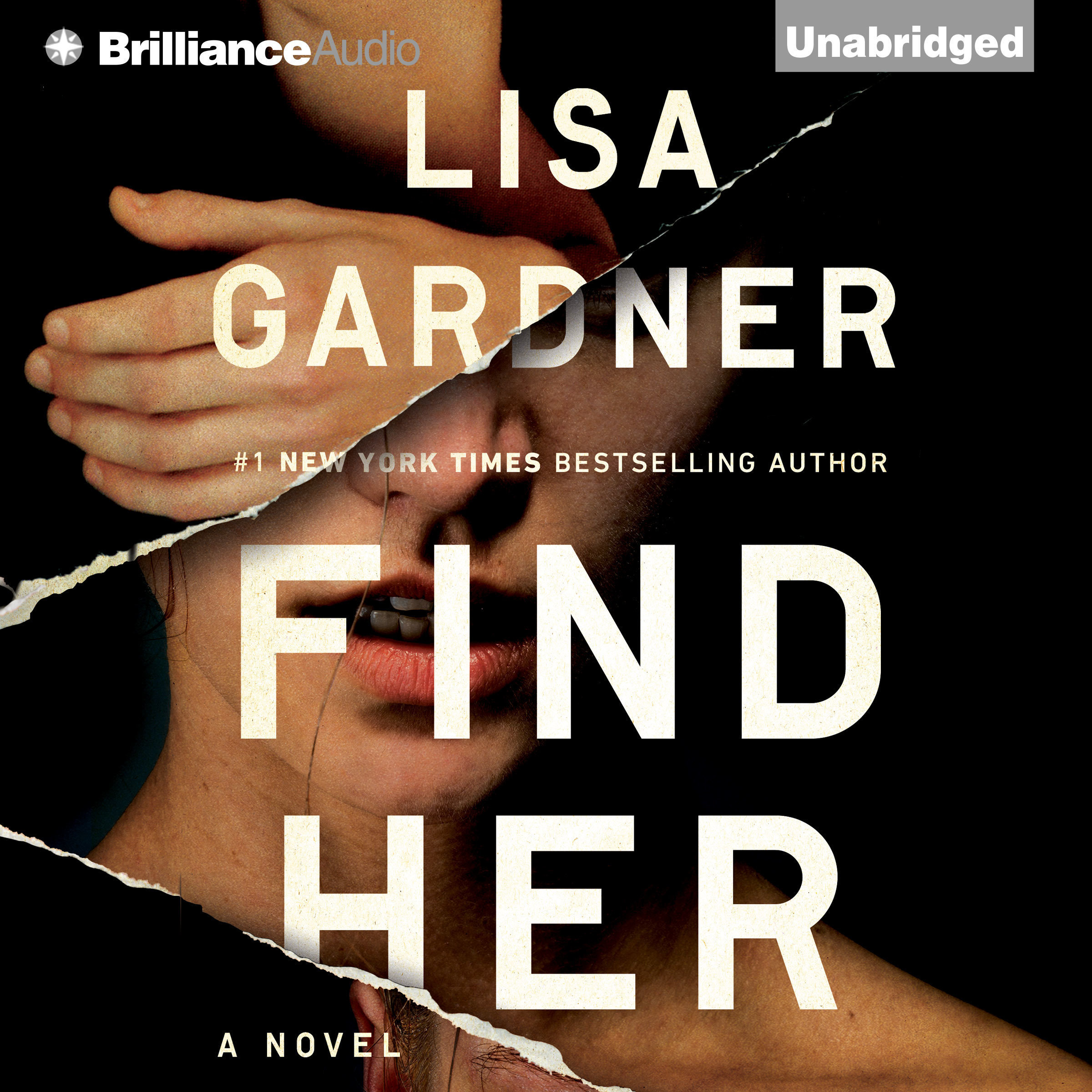 Printable Find Her Audiobook Cover Art