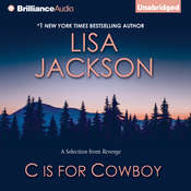 C is for Cowboy: A Selection from Revenge Audiobook, by Lisa Jackson