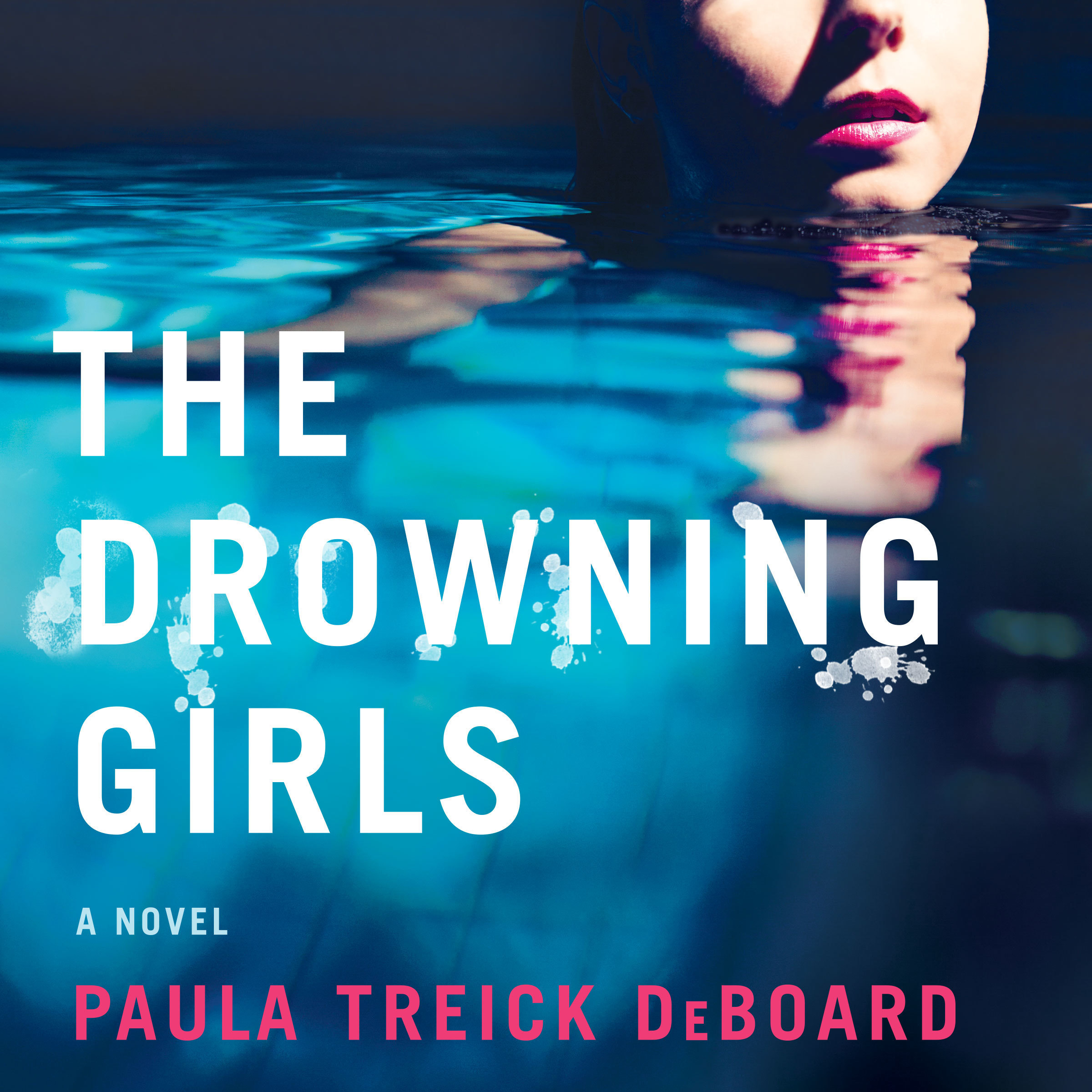 Printable The Drowning Girls: A Novel Audiobook Cover Art