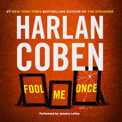 Fool Me Once Audiobook, by Harlan Coben