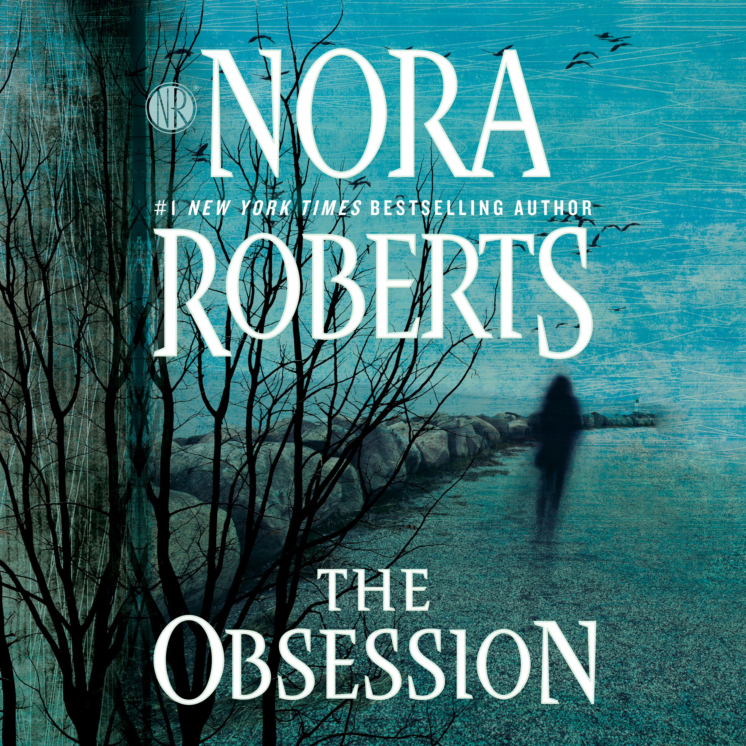 Printable The Obsession Audiobook Cover Art