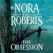 The Obsession Audiobook, by Nora Roberts
