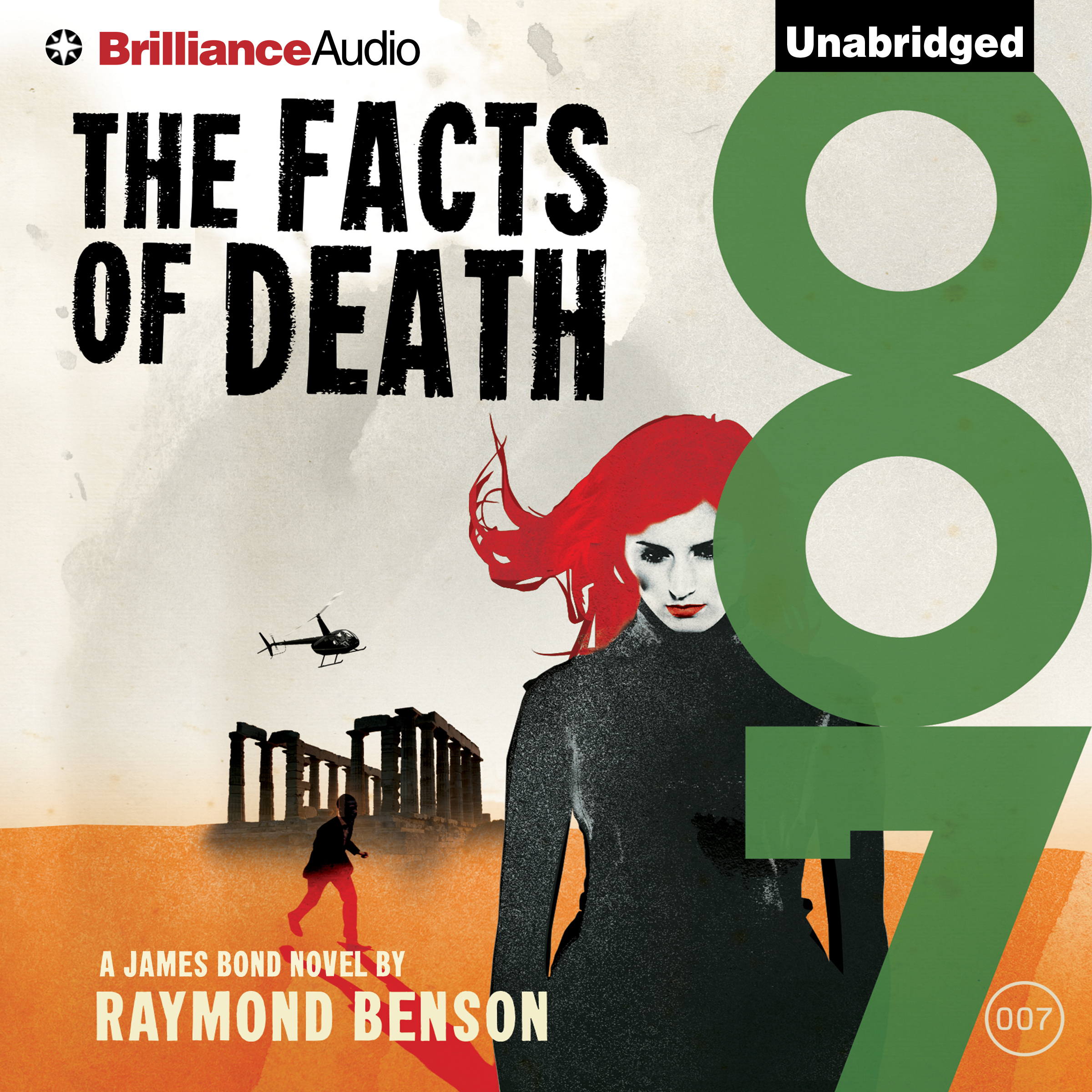 Printable The Facts of Death Audiobook Cover Art