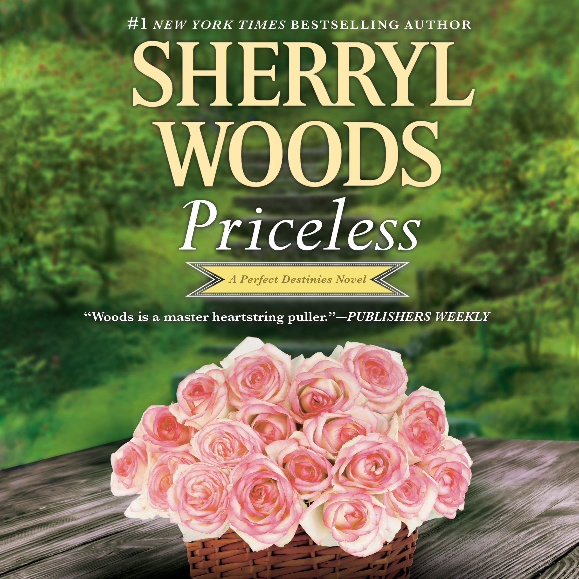 Printable Priceless Audiobook Cover Art