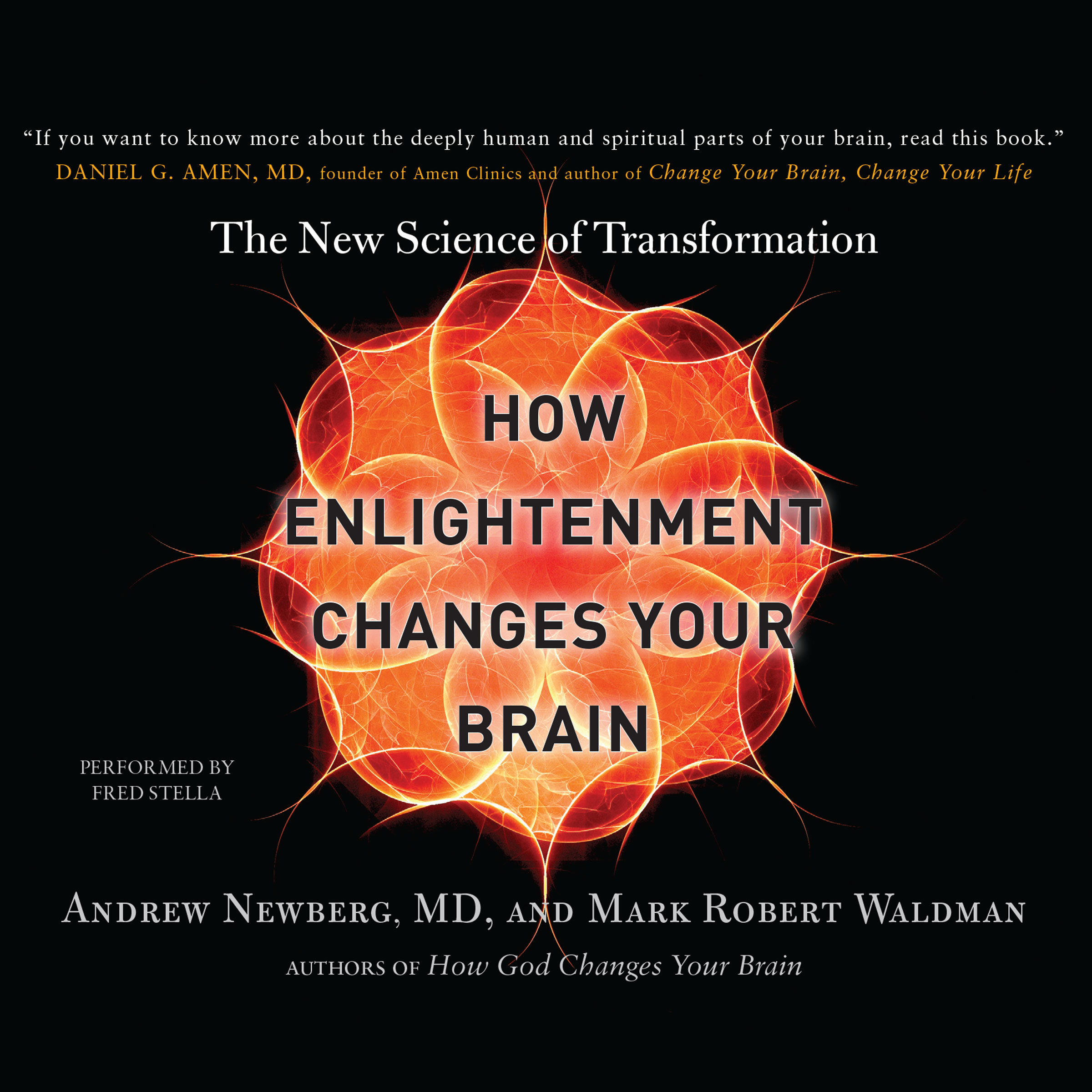 Printable How Enlightenment Changes Your Brain: The New Science of Transformation Audiobook Cover Art