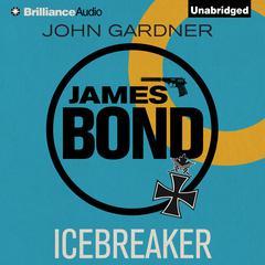 Icebreaker Audiobook, by John Gardner