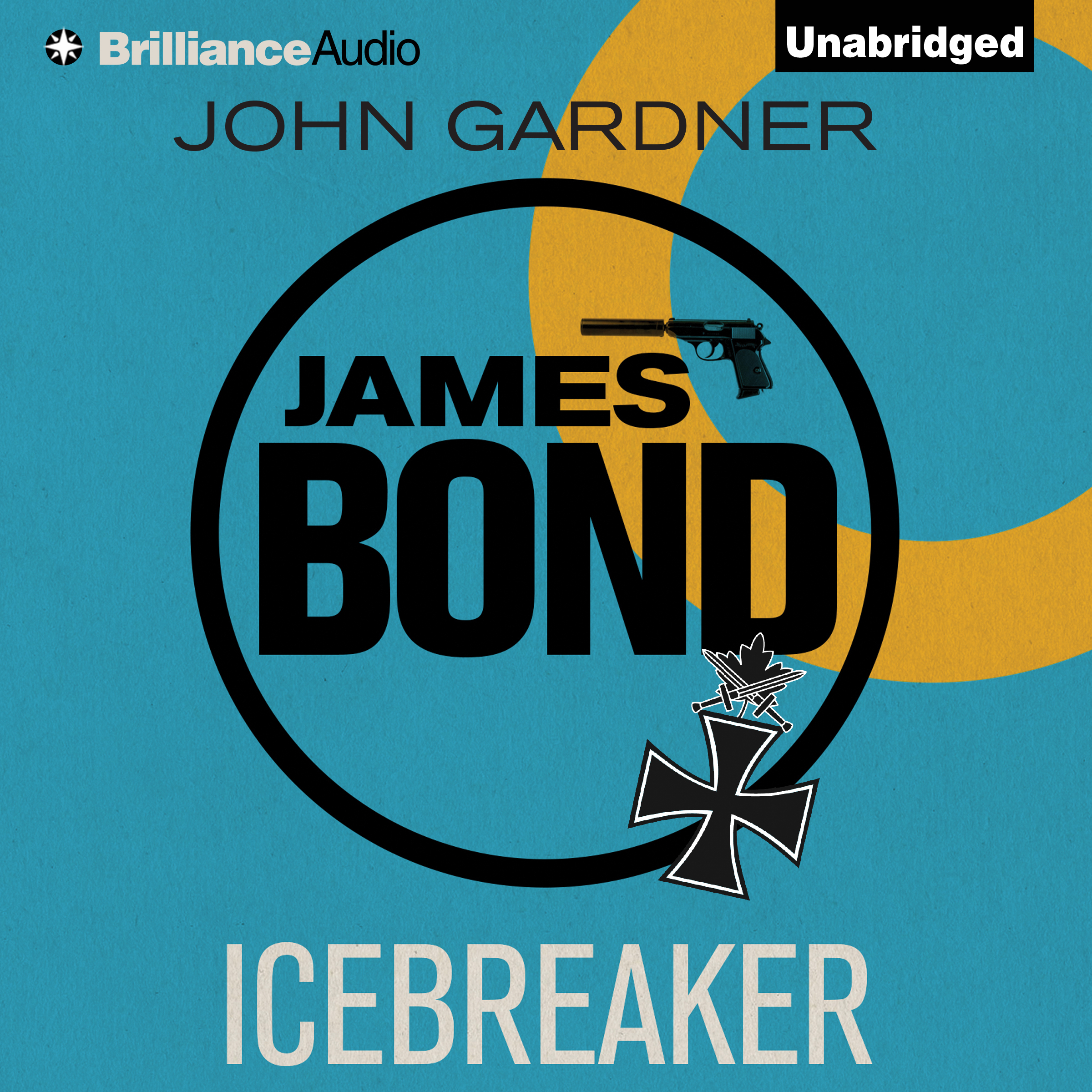 Printable Icebreaker Audiobook Cover Art