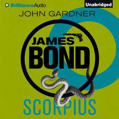 Scorpius Audiobook, by John Gardner