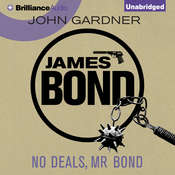 No Deals, Mr Bond Audiobook, by John Gardner