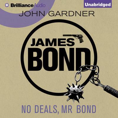 No Deals, Mr Bond Audiobook, by