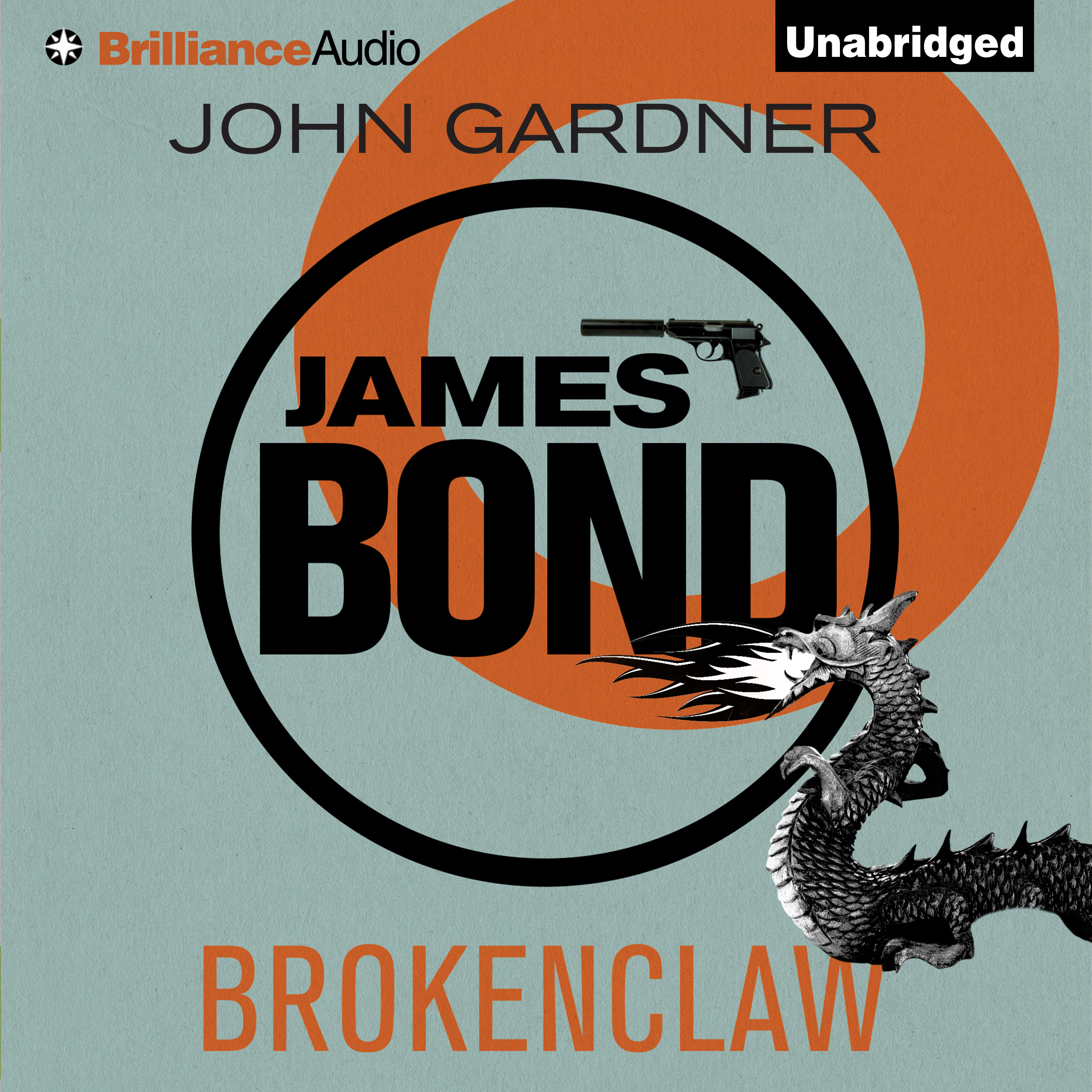 Printable Brokenclaw Audiobook Cover Art