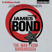 The Man from Barbarossa Audiobook, by John Gardner