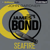 SeaFire Audiobook, by John Gardner