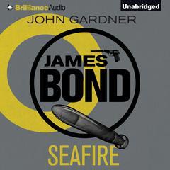 SeaFire Audiobook, by John Gardner