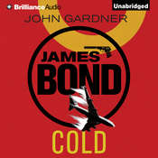 Cold Audiobook, by John Gardner