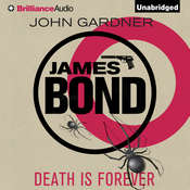Death Is Forever Audiobook, by John Gardner