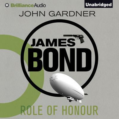 Role of Honour Audiobook, by John Gardner
