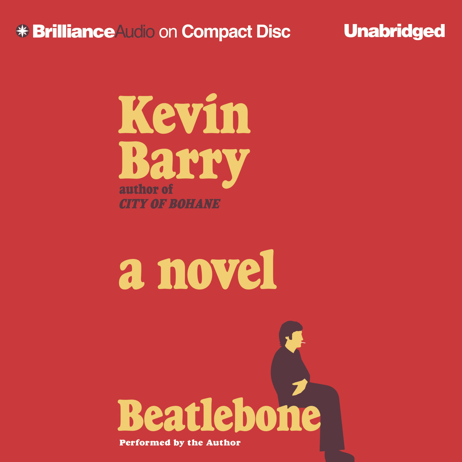 Printable Beatlebone Audiobook Cover Art