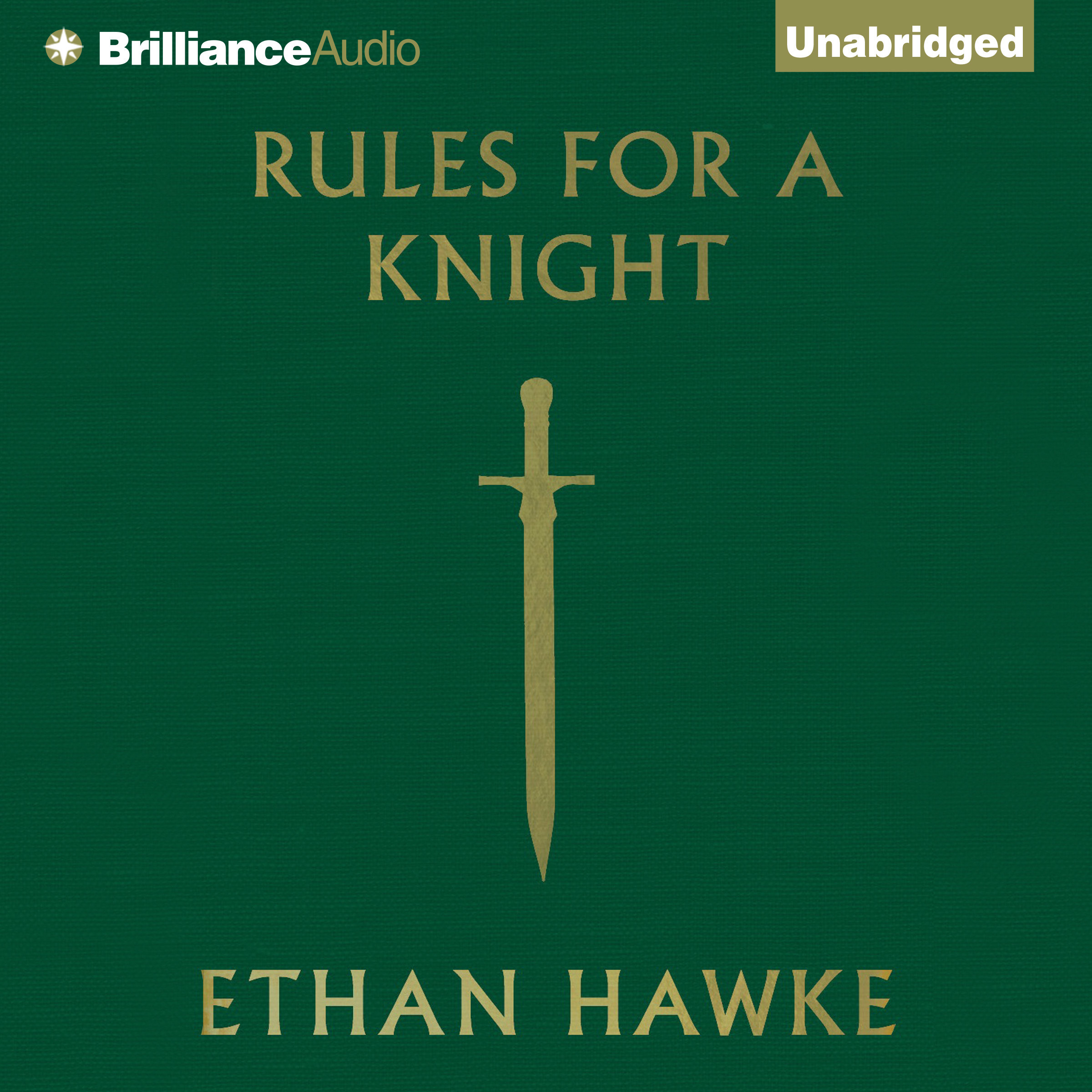 Printable Rules for a Knight Audiobook Cover Art