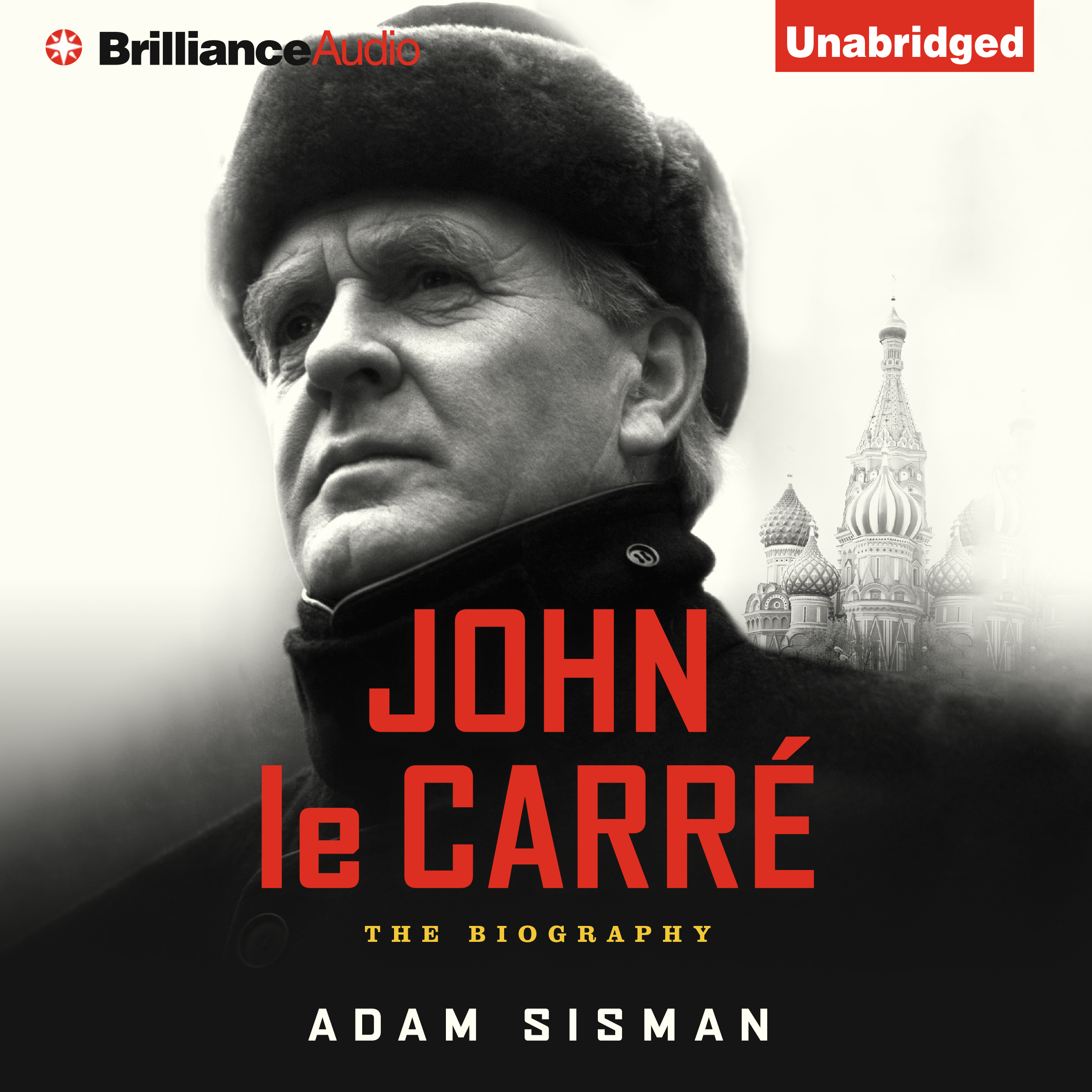 Printable John le Carré: The Biography Audiobook Cover Art