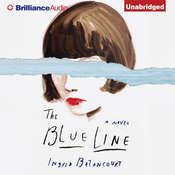 The Blue Line: A Novel Audiobook, by Ingrid Betancourt